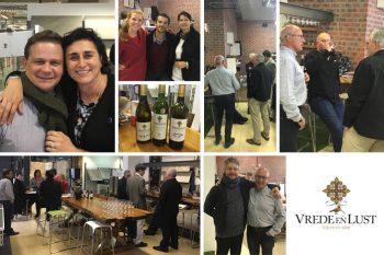 September Wine tasting at Ceragran's Woodstock Showroom