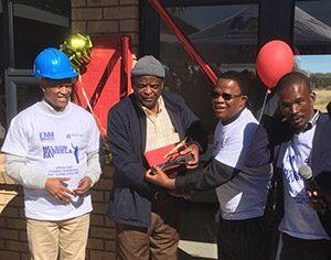 Ohlhorst Group helps out for Mandela Day 2018